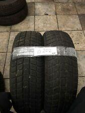 2 tyres nexen 175 65 R13 80t m+s Used 5/5.5mm (B202) Free Fitting