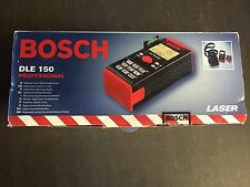Bosch DLE 150 Laser Measure