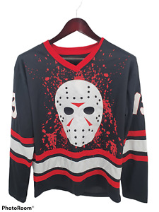 S Costume Jason Venerd/ì 13 Hockey