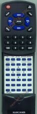 Replacement Remote for DENON AVR1601, RC875, AVR681