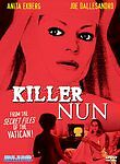 The Killer Nun DVD Anita Ekberg Nunsploitation (Blue Underground) NEW/SEALED OOP