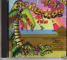 (901P) Bailexitos Del Ano, Latin - 1996 CD