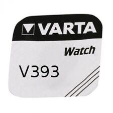 Varta V393 Button cell SR48 e.g. for watches 1, 55V 65mAh