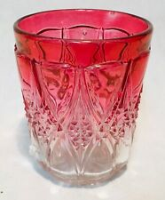 Verrerie de Scailmont (1901-1972) Vintage Decorative Art Glass vase pot