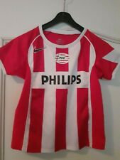 nice Football / Soccer shirt from PSV Eindhoven in Holland, size 98/104, Age 3/4