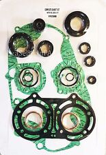 Complete Gasket & Oil Seal Kit Top/Bottom End Set -YAMAHA BANSHEE 350 1987-2006