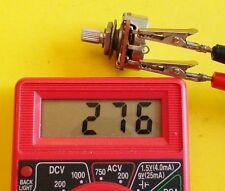 VINTAGE 1981 ORIGINAL & GENUINE FENDER STRATOCASTER CTS 250K POT 013446 (#2)