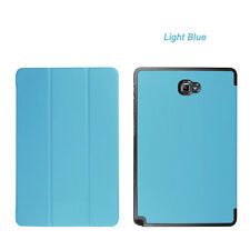 Slim Smart Stand Case Cover for Samsung Galaxy Tab A 10.1 S PEN P580 P585