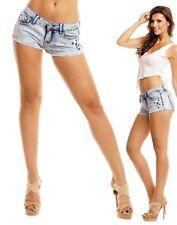 Kurze Damen-Shorts & -Bermudas aus Baumwollmischung mit Sublevel