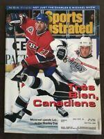 TRES BIEN, CANADIENS - SPORTS ILLUSTRATED - JUNE 14, 1993