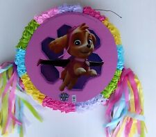 Sky Paw Patrol Pinata~ Birthday Party  Game ..FREE SHIPPING