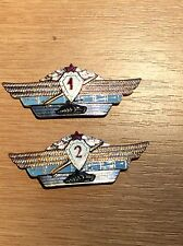 Soviet Russia Combined Arms Specialist (for officers), 1st & 2nd class badges