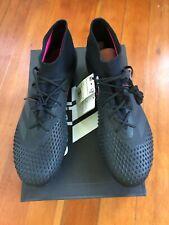 Adidas Predator Mutator 20.1 EH2894 Black/Black/Pink Men's Soccer Cleats