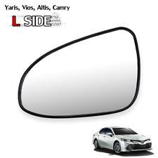 Lh Wing Side Door Mirror Glass Len Fits Toyota Yaris Vios Altis Camry 2014 2019