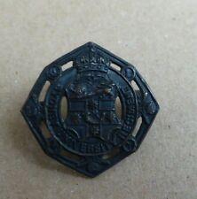 1930-42 PERIOD SYDNEY UNIVERSITY REGIMENT COLLAR BADGE