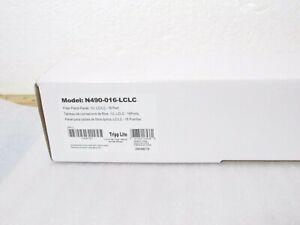 Tripp-Lite N490-016-LCLC 16-Port Fiber Patch Panel Multi or Single Mode  [CTA]