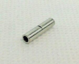 2 x Metal 22 - 18AWG Gauge Crimp Connector Thermal Fuse Link Repair Cutout Wire