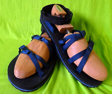 TEVA strap toe sandal US15 UK14 EU49 Jp325 BLUE hiking water thong slipper shoe