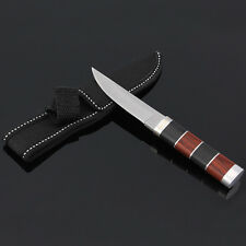 Outdoor Multi-function Military Stainless Steel Tactical Survival Knife New