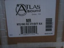 Atlas Sound MR MTG RNG REC VTF/SVTF BLK New from Old Stock