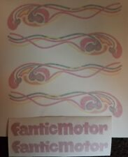 FANTIC CHOPPER FULL  DECAL KIT