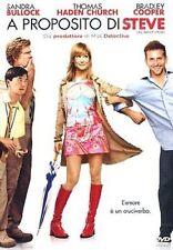 Dvd A PROPOSITO DI STEVE  - (2009) *** Sandra Bullock *** .....NUOVO