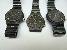 VINTAGE Seiko sports 100 6923-7069 and 5h23-7029 watches for restoration 1 runs