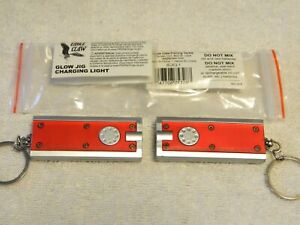 2 Eagle Claw Glow Jig Charging Lights - Free Shipping - New In Package