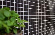 Mosaïque carreau céramique noir mat cuisine bain mur sol 18D-0311_b   1 plaque