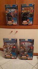 Marvel Legends Sentinel series - lot of 4 MIP - Black Panther, Cyclops etc