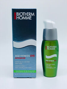 BIOTHERM HOMME Age Fitness Eye Advanced 0.5oz NEW