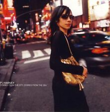 PJ HARVEY stories from the city, stories from the sea (CD album) indie rock