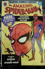 The Amazing Spider-Man All Detergent giveaway 1979, Marvel NM+ 9.6 origin