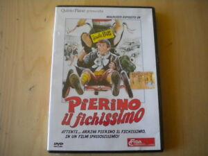 Pierino il fichissimoesposito russo musumeci cajafa DVD comico lingua italiano