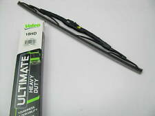 "Valeo 18HD Ultimate Heavy Duty Windshield Wiper Blade - 18"" (450MM) Size"