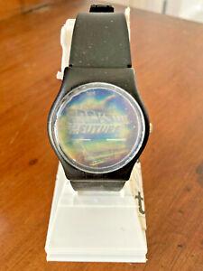 *RARE* NEW Back to the Future Watch 3D Fantasma Hologram Watch 1989 UCS & Amblin