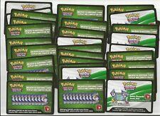 Pokemon CCG/TCG: *24x Unused Online Codes - SUN & MOON: LOST THUNDER