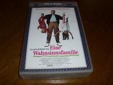 EINE  WAHNSINNSFAMILIE   mit   STEVE  MARTIN     ab  12 Jahre        VHS