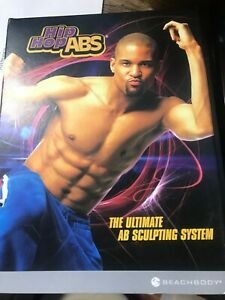 Beachbody Shaun T's Hip Hop ABS The Ultimate AB Sculpting System 3 Disk DVD Set