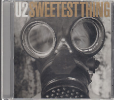 U2 Sweetest Thing CD Promo