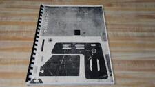 Singer 714 Graduate Sewing Machine Instruction Manual