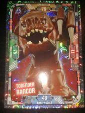 Star Wars Galaxy Series 2 #215 The Rancor Card C91