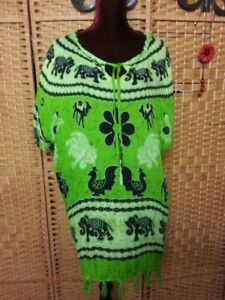 LADIES FESTIVAL BOHO TOP FIT UP TO 18/20