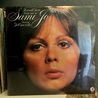 "SAMI JO - It Could Have Been Me - 12"" Vinyl Record LP - SEALED"