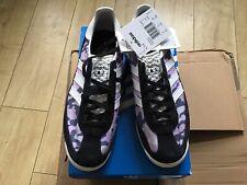 ADIDAS Originals SL72 Womens Trainers S78925 Black Purple White Size 4.5 UK