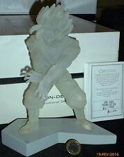 DRAGON BALL Z GT DBZ STATUE LEBLON DELIENNE SON GOKU 80/1000 LIMITED EDITION #UR