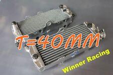 ALUMINUM RADIATOR KTM 640 LC4/ADVENTURE;625 SMC;400 LS-E/MIL;660 SMC/2003-2007