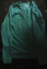 green long sleeve t shirt