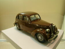 SOMERVILLE MODELS No.106 STANDARD FLYING 12 COLOUR BROWN BOXED SCALE 1:43