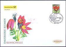 BRD 2012: Kuhschelle! Post-FDC selbstklebende Nr. 2971 mit Bonner Stempel! 1801